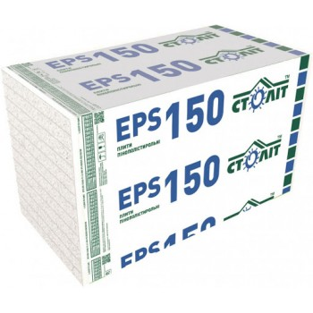 "Пенопласт (М-35) ""СТОЛИТ"" EPS-150 Паркинг 20x1000x1000 мм"