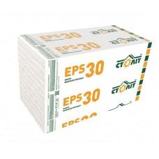 Пенопласт (М-25) Столит EPS-30 Оптима 30x500x1000 мм
