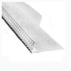 Уголок пластиковый с сеткой (3 м)