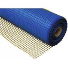 Сетка стекловолоконная синяя 145 гр (м2)