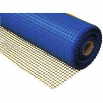 Сетка стекловолоконная синяя 160 гр (м2)