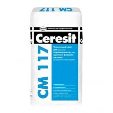 Клей для натурального и искусственного камня CERESIT CM-117 (25 кг)