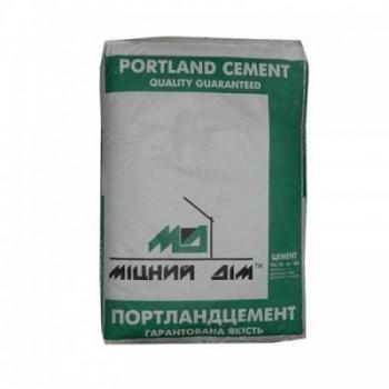 Цемент М-400 Мiцний Дiм (50 кг)