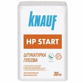 Штукатурка гипсовая KNAUF HP Старт (30 кг)